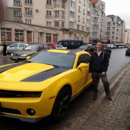 Олег Зеленін (Олег Зеленін), Варшава, Івано-Франківськ