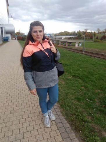 Ксюша Бондаренко (ksyusha-bondarenko), Poznan, Запорожье
