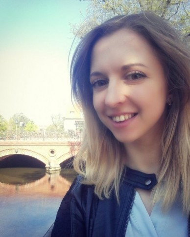 Aнна Дибтан (Anna Dybtan), Гданьск, Львів