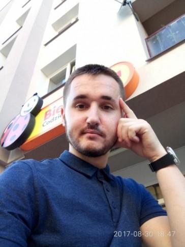 Дмитро Данилейко (danileiko23), Вроцлав, Чернівці