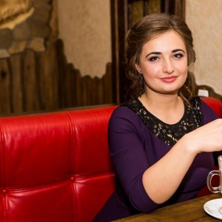 Viktoriia Kotsiubynska (ViktoriiaKotsiubynska), Cherkasy