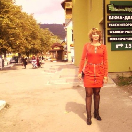 Олена Гандзюк (Олена Гандзюк), Варшава, Verkhovyna