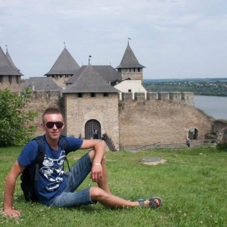 Pavel Byrchak (Pavel Byrchak), Kolomyya