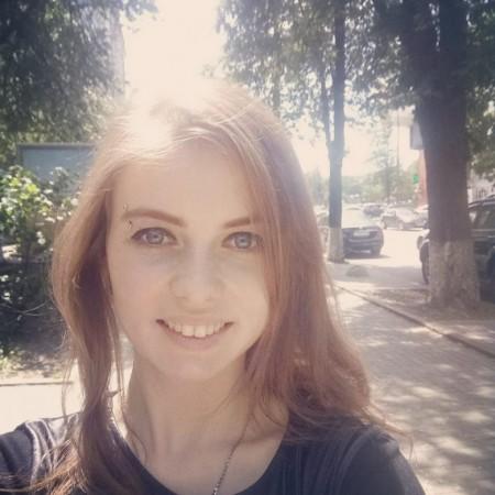 Katya Stepanyuk (KatyaStepanyuk), Kyiv