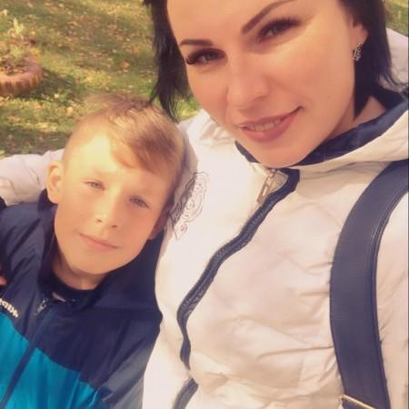 Oksana Kovalchuk (OksanaKovalchuk), Krakow, Novogradvolynsk