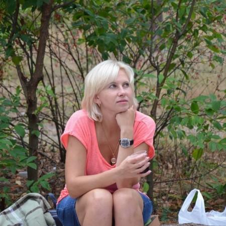 Olga Kulinich (OlgaKulinich), Kyiv