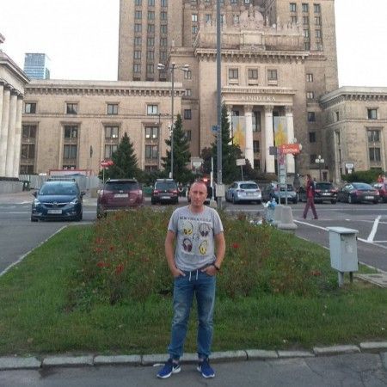 Андрій Гишпіль (АндрійГишпіл), Варшава, Stryy