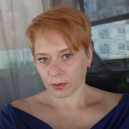 Nina Kyrylenko (NinaKyrylenko), Łochowo, Zaporozhye