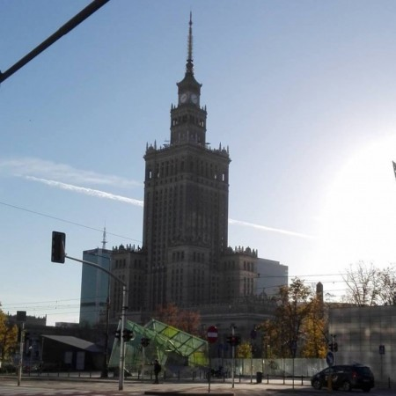 Olena Chylak (OlenaChylak), Śródmieście, Warsaw