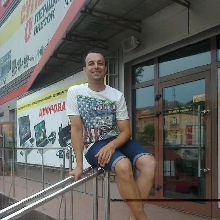 Stanislav Bulanyj (StanislavBulanyj), Wroclaw, Marganets