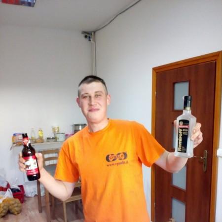 Віталій Марченко (ВіталійМарче), Warsaw, Krivoy Rog