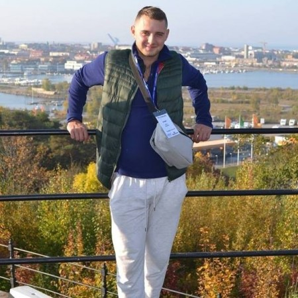 Артур Соловйов (АртурСоловйо), Zhytomyr