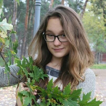 Anastasia Chekalina (AnastasiaChekalina), Kyiv