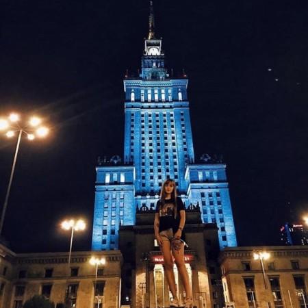 Alina Saienko (AlinaSaienko), Варшава, Запорожье