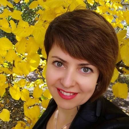 Анна Бондаренко (АннаБондарен), Киев