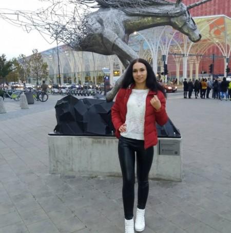 Lavryk Margaryta (Margaryta), LODZ, Суми