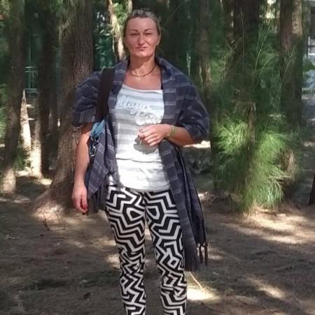 Ольга Ставицкая (ОльгаСтавицк)